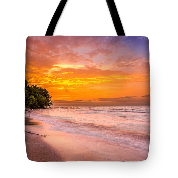 North Point Sunrise Tote Bag