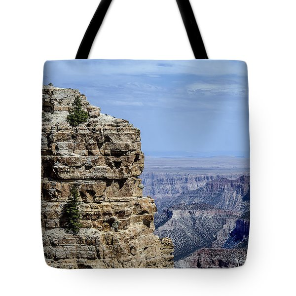 North Rim Layers Of Time Tote Bag