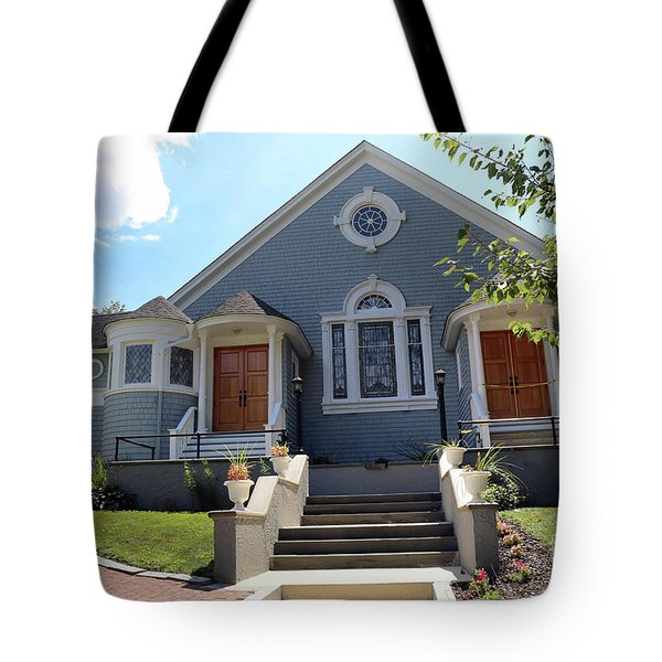 North Shore Assembly Of God Church Tote Bag