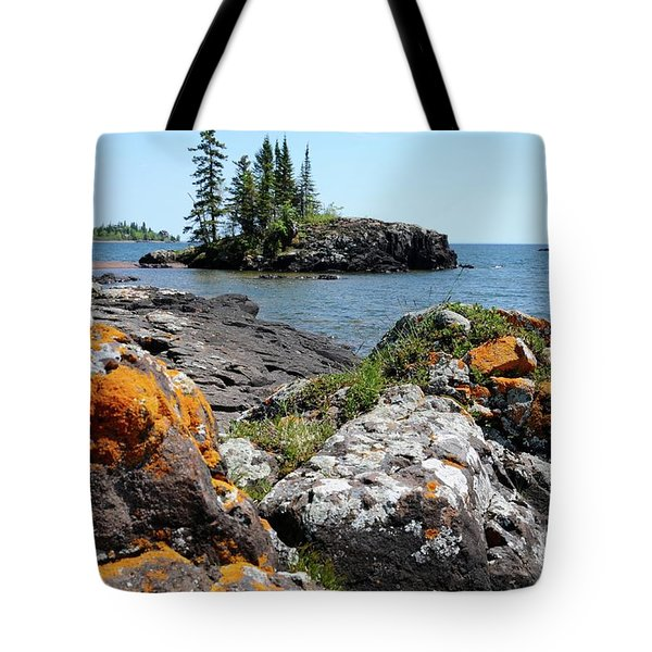 North Shore Beauty Tote Bag