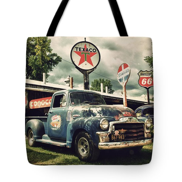 North Shore Garage Tote Bag