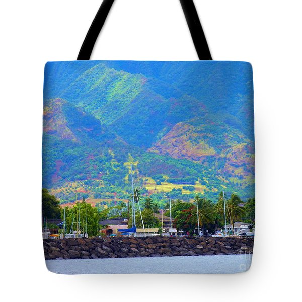 North Shore Haleiwa Hawaii  Tote Bag