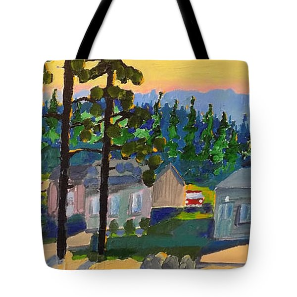 North Shore Tote Bag by Rodger Ellingson