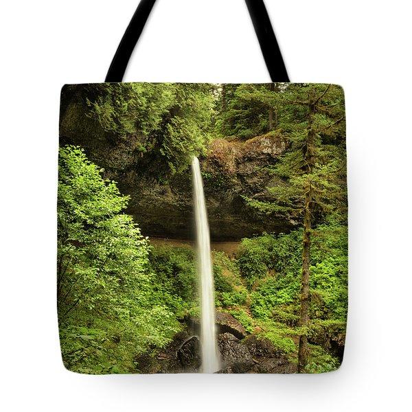 North Silver Falls Tote Bag