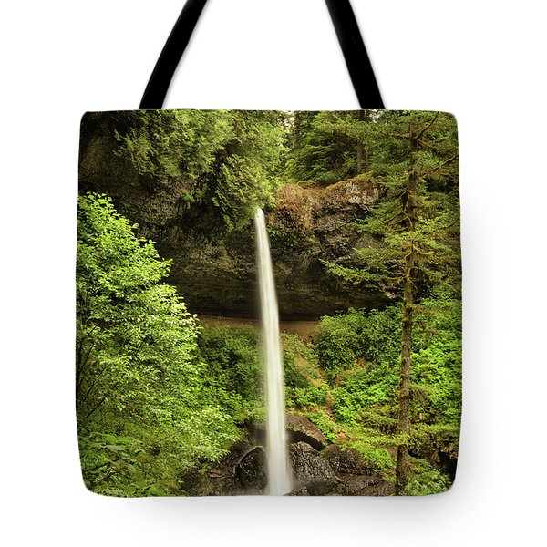 North Silver Falls Tote Bag