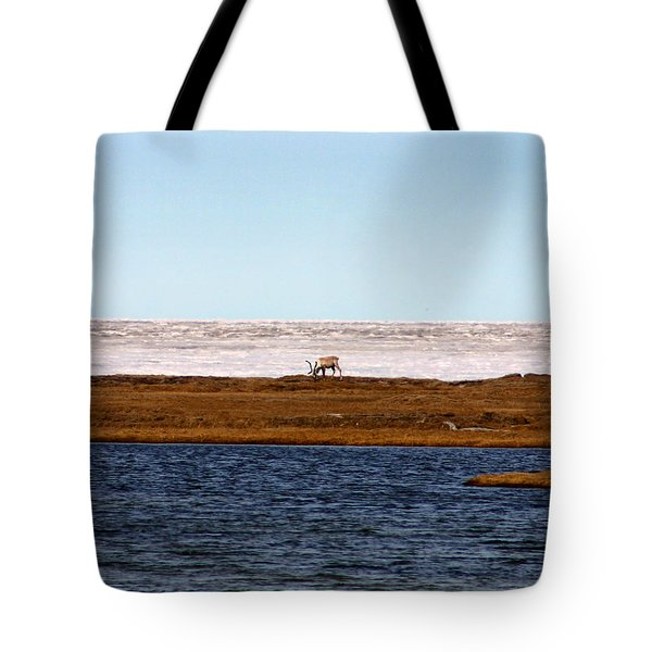 North Slope Tote Bag