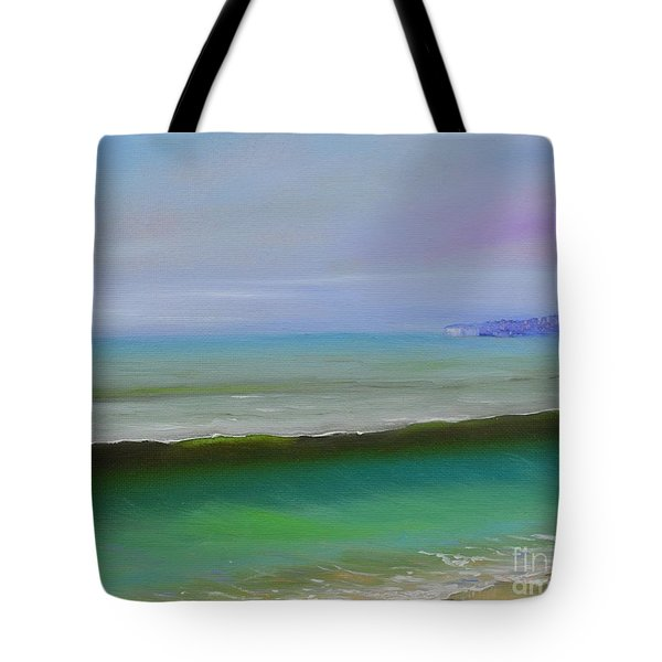 North To Dana Point Tote Bag