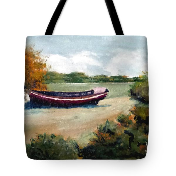 North Topsail Island Tote Bag