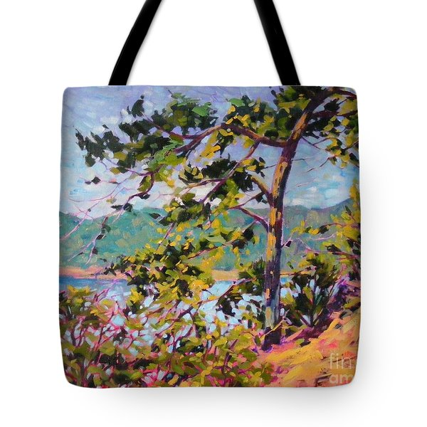 North View Tote Bag