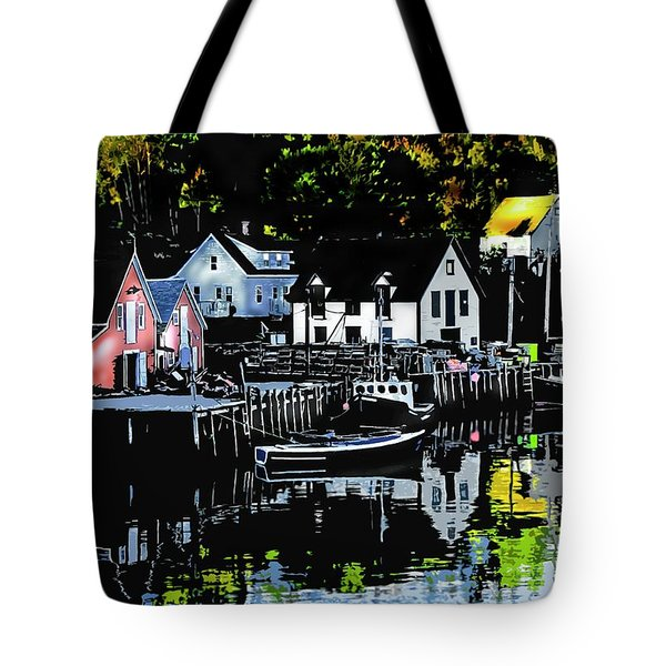 North West Cove Ns. Tote Bag