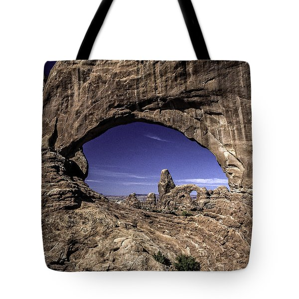 North Window, Arches Tote Bag
