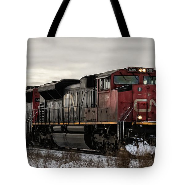 Northbound Double Stack Tote Bag