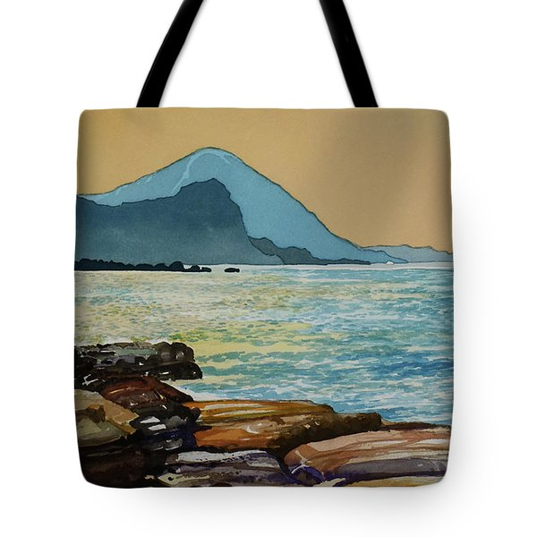 Northeast Coast Of Taiwan Tote Bag