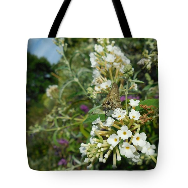 Northern Cloudywing Tote Bag