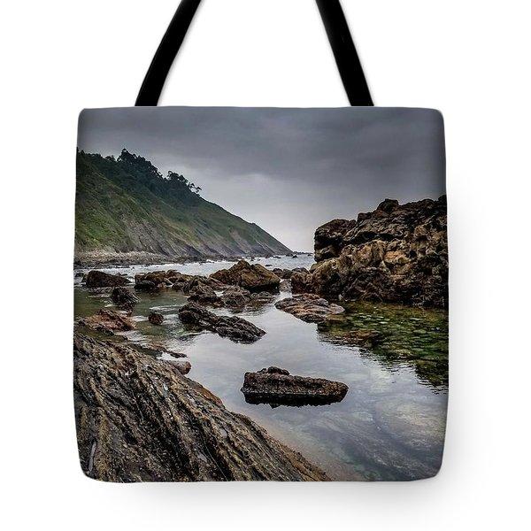 Northern Coast Tote Bag