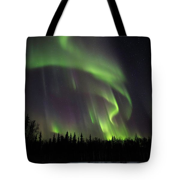 Northern Delight Tote Bag