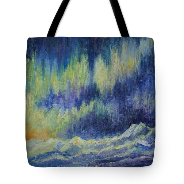 Northern Experience Tote Bag by Joanne Smoley