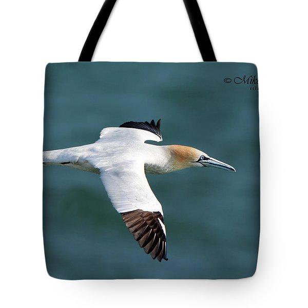 Northern Gannet Tote Bag