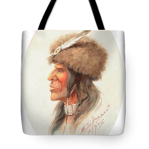 Northern Indian Tote Bag