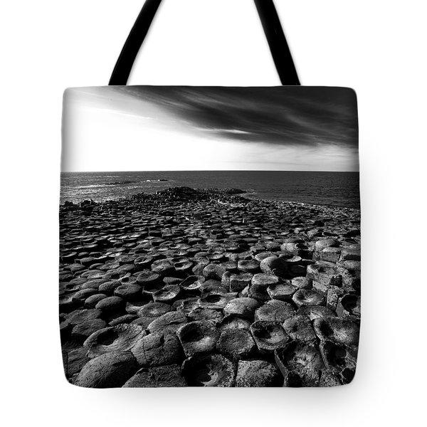Northern Ireland 54 Tote Bag