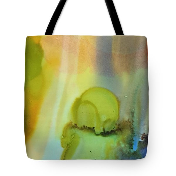 Northern Light # 2 Tote Bag