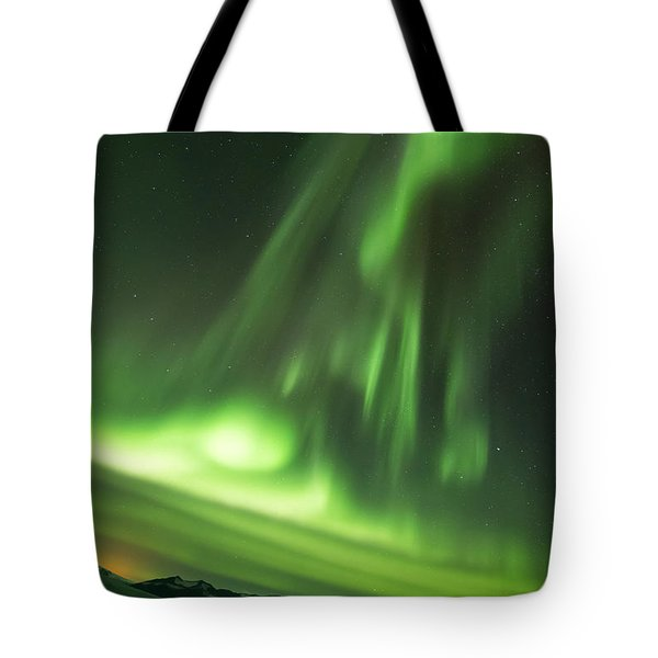 Northern Lights 5 Tote Bag