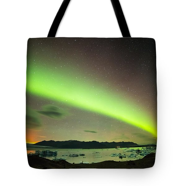 Northern Lights 6 Tote Bag