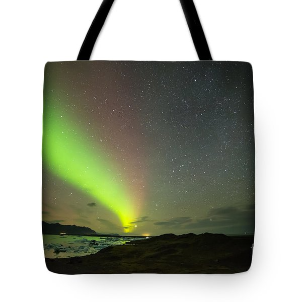 Northern Lights 7 Tote Bag