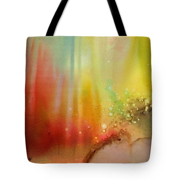 Northern Lights # 1 Tote Bag
