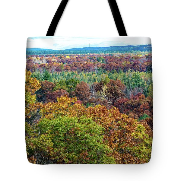 Northern Michigan Fall Tote Bag