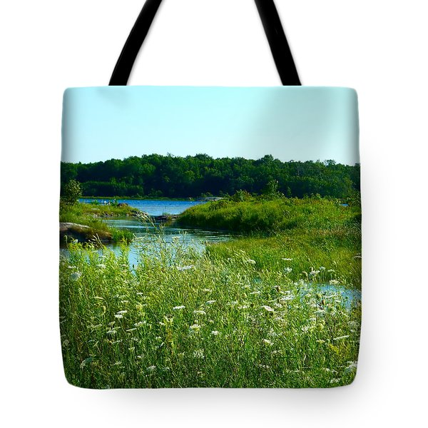 Northern Ontario 1 Tote Bag