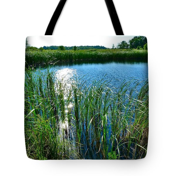 Northern Ontario 2 Tote Bag