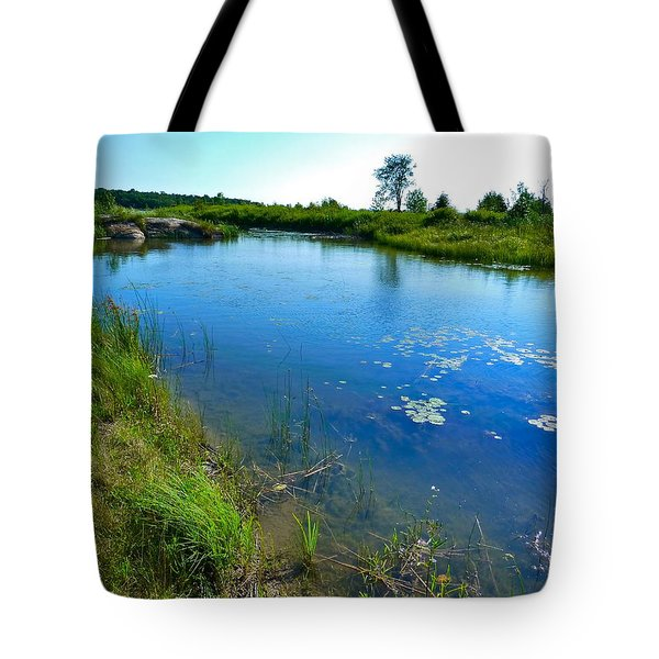 Northern Ontario 3 Tote Bag