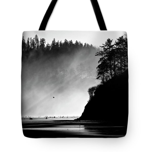 Northern Oregon Coast Tote Bag
