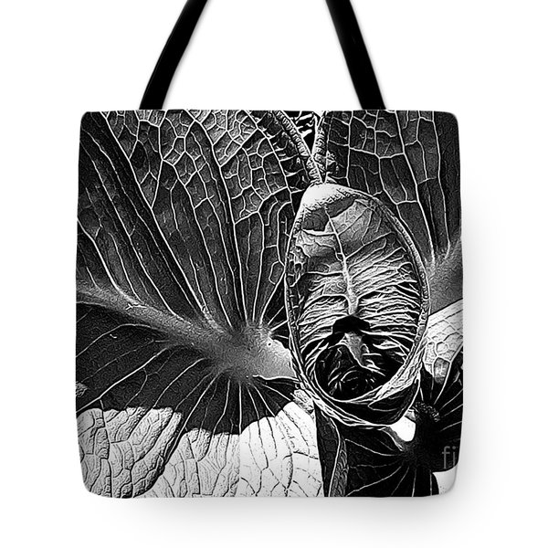 Northern Spring Herald Tote Bag
