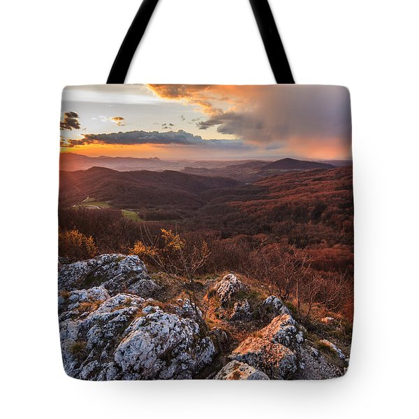 Tote Bag featuring the photograph Northern Territory by Davorin Mance