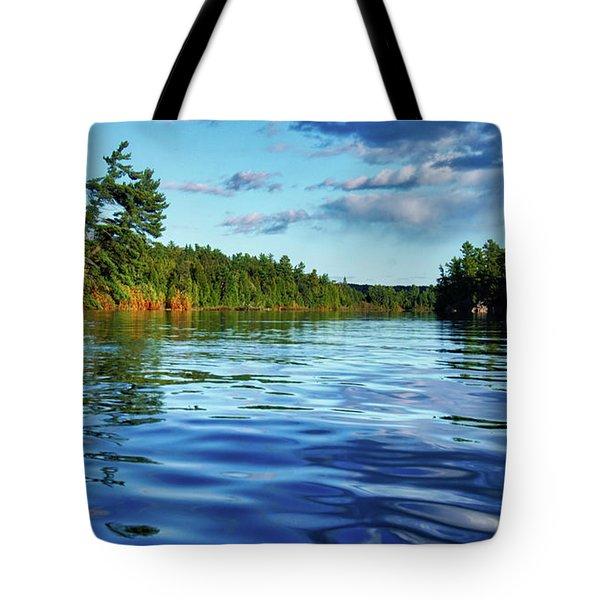 Northern Waters Tote Bag