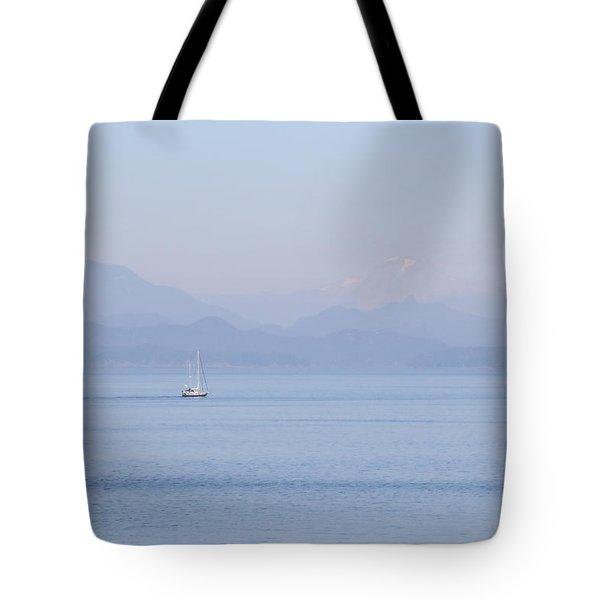 Northshore Sailing Tote Bag
