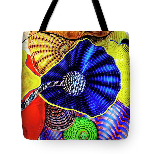 Northwest Glass 2 Tote Bag