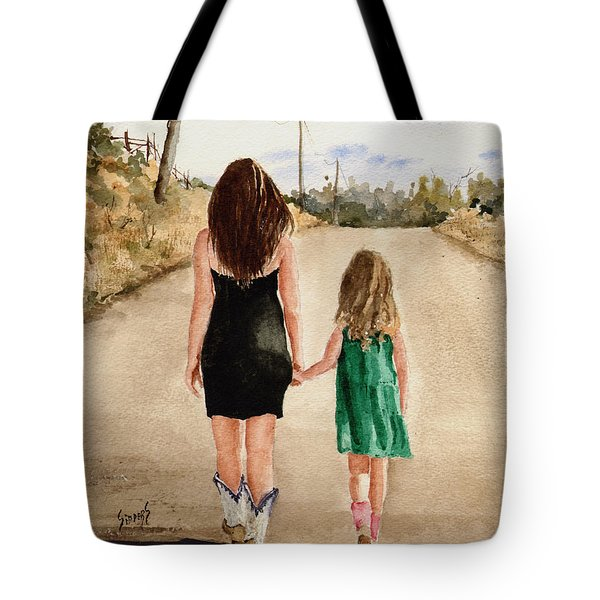 Northwest Oklahoma Sisters Tote Bag