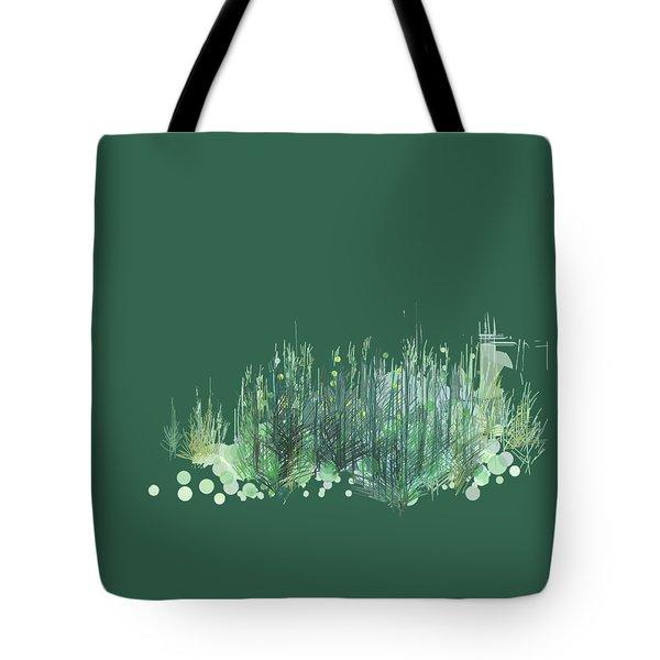 Northwoods Tote Bag