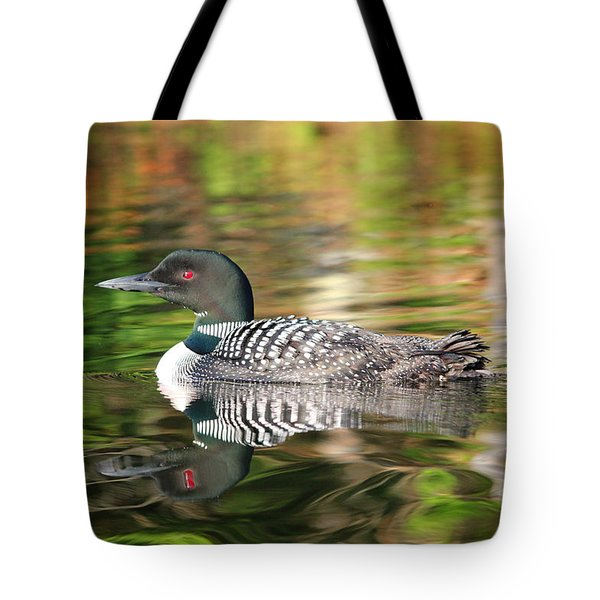 Northwoods Reflections Tote Bag