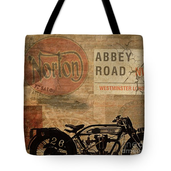 Norton Tote Bag by Cinema Photography