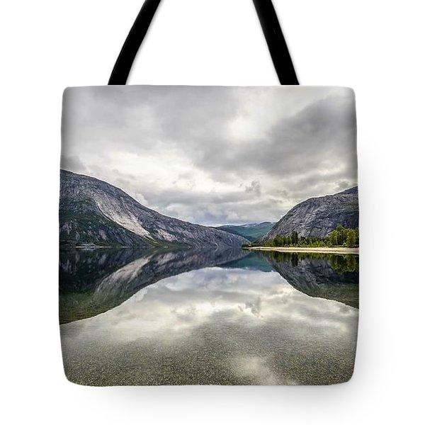 Norway I Tote Bag
