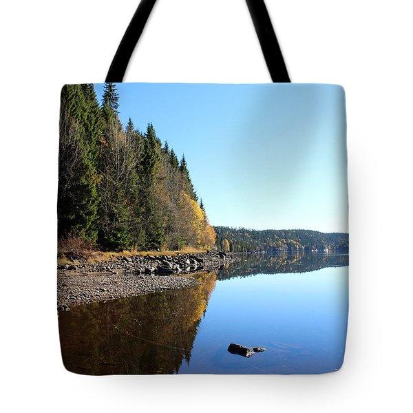 Norwegian Atumumn  Tote Bag