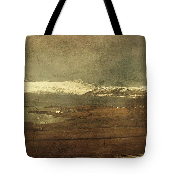 Norwegian Coast Tote Bag