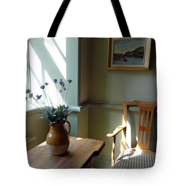 Norwegian Interior #2 Tote Bag
