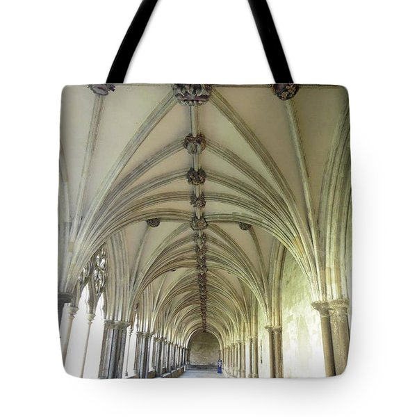 Norwich Cathedral Is Just So Amazing. I Tote Bag