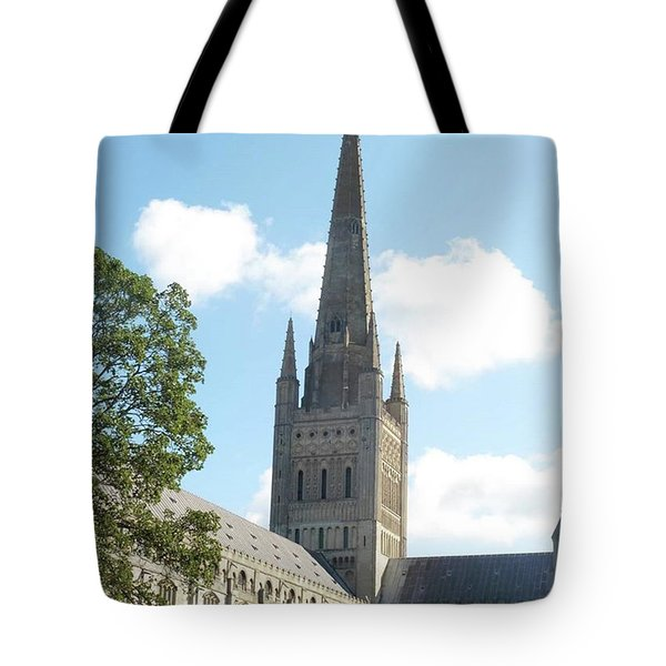 Norwich Really Is A Beautiful City. I Tote Bag
