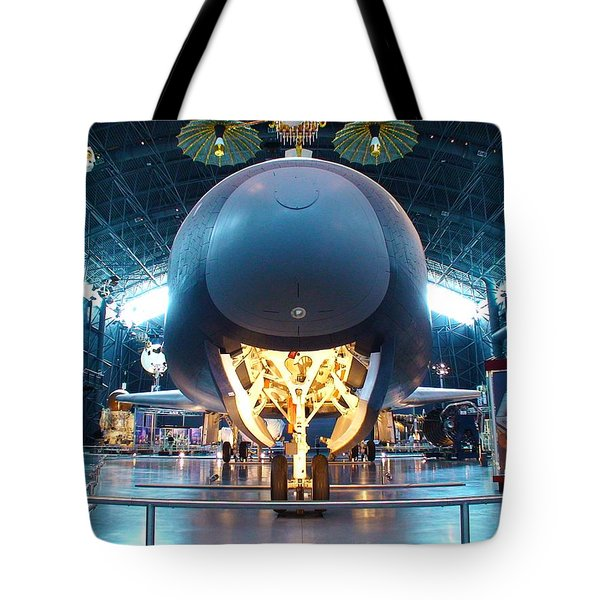 Nose Down - Enterprise Tote Bag by Charles Kraus